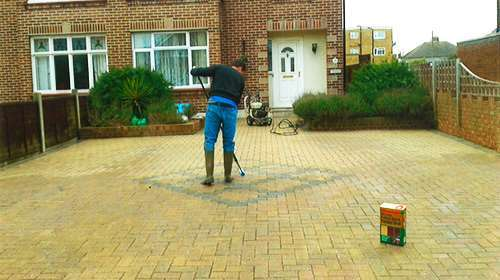 Driveway Sealing West Dulwich London