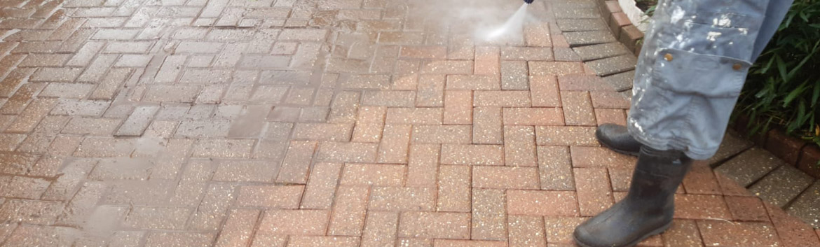 Power Washing in Croydon