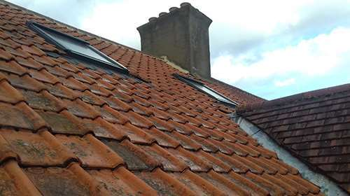 Chimney Stacks Repair